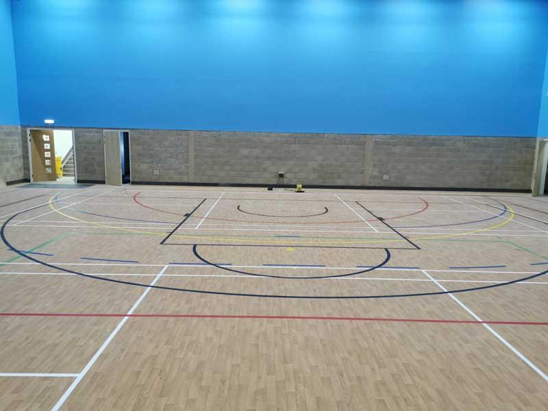 Guildford County School, DYNAMIK Komfort Plus System