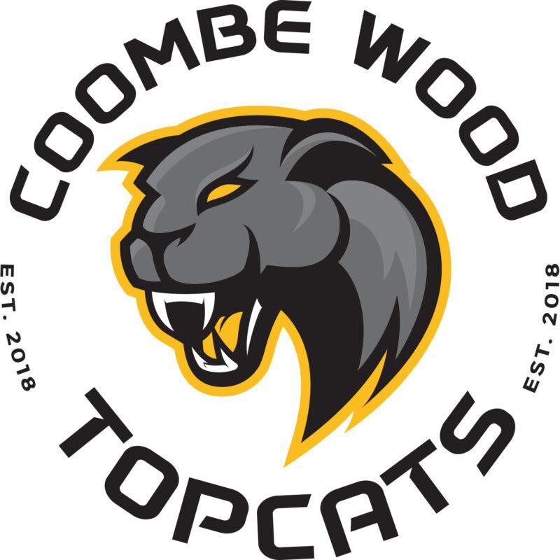 Coombe Wood topcats logo