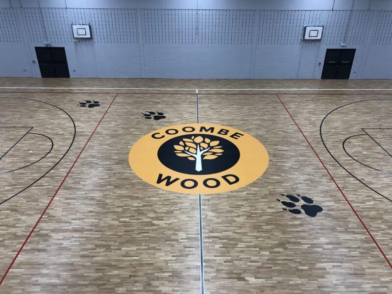Comb wood DYNAMIK Sports Flooring 3