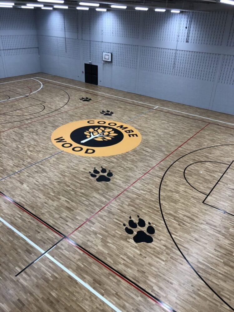 Comb wood DYNAMIK Sports Flooring 2