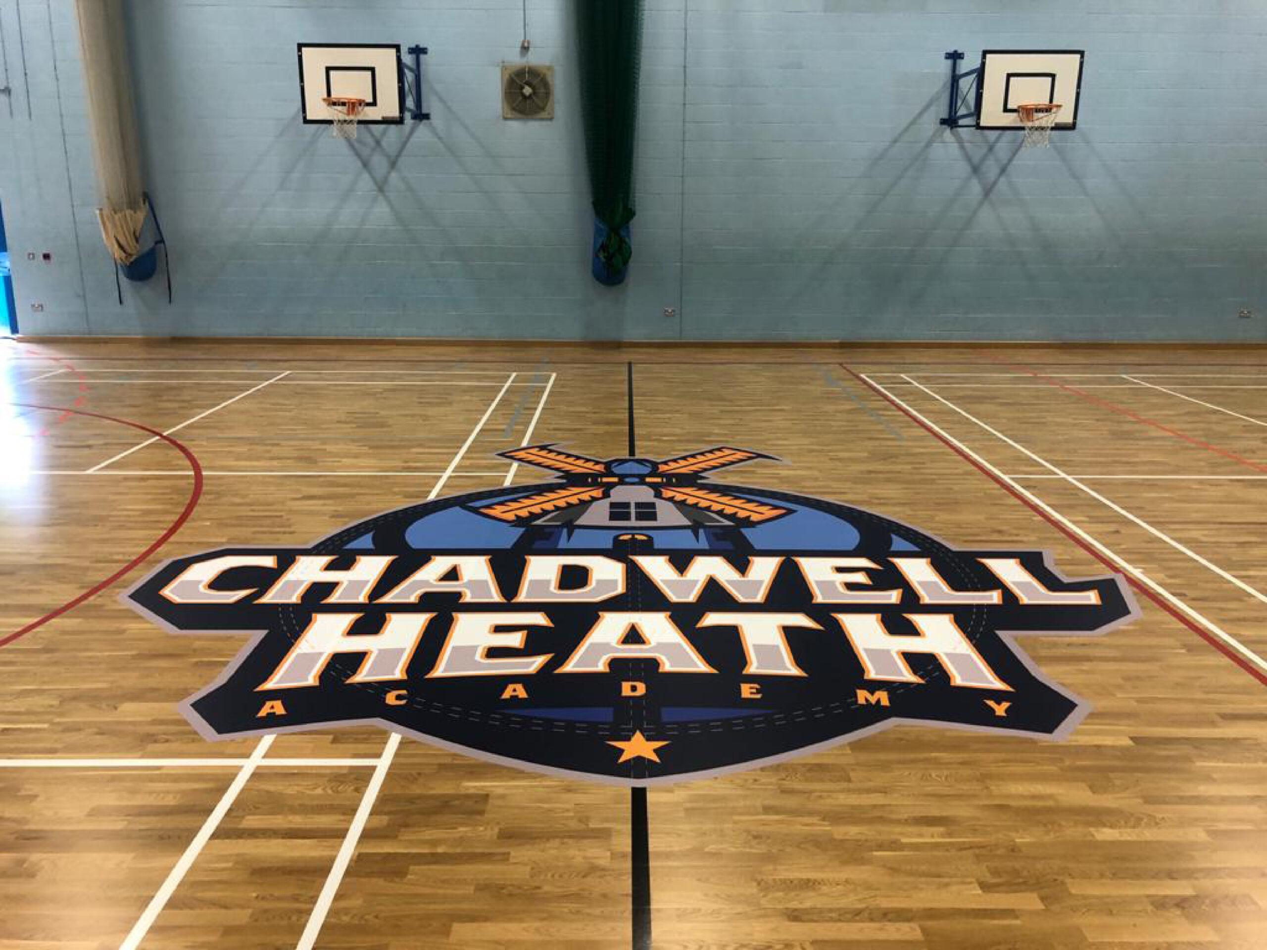 chadwell heath logo