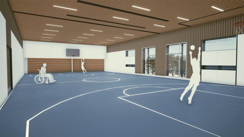 portland college asb glassfloor plan