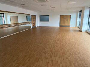 bishopsgate school dance floor