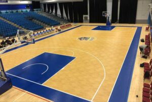 Sheffield Sharks New DYNAMIK Portable Rollout Court_03