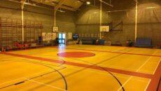 indoor sports floor