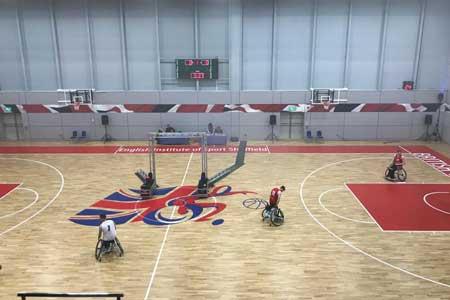 Komfort elite sports floor