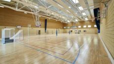 flexi-beam elite sports floor