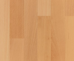 Beech - sports flooring surface finish