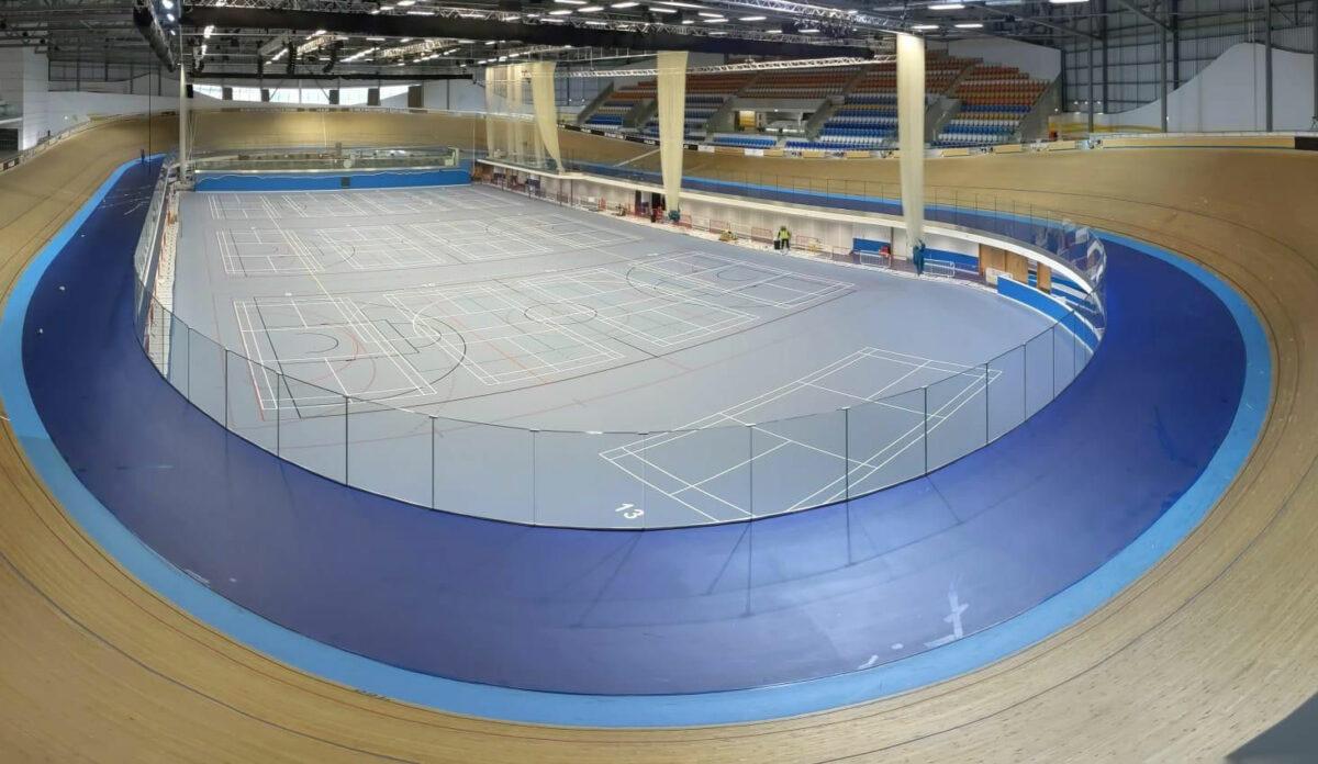 DYNAMIK Derby Arena Track