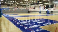 belle vue sports floor