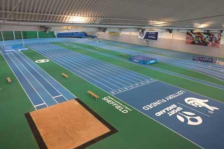mondo track floor