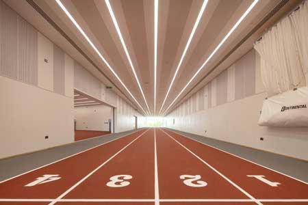 mondo running track